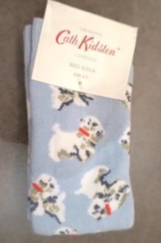 Cath Kidson Bed Socks